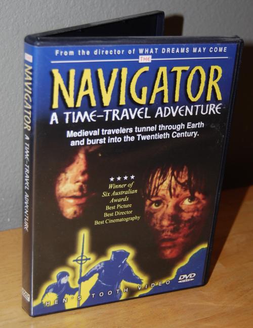 The navigator dvd