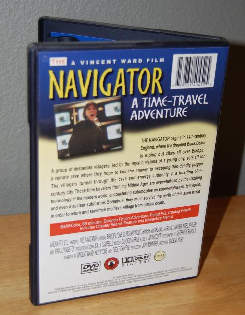 The navigator dvd x