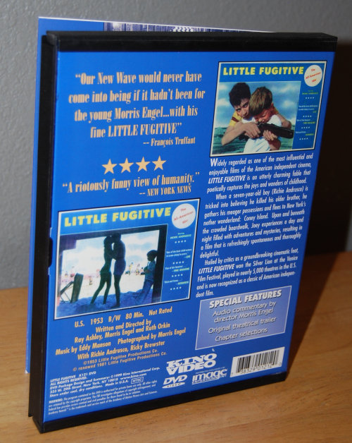 The little fugitive dvd x