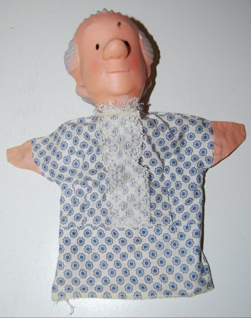 Vintage puppet 1