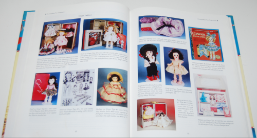 Small dolls of the 40s & 50s id book 5