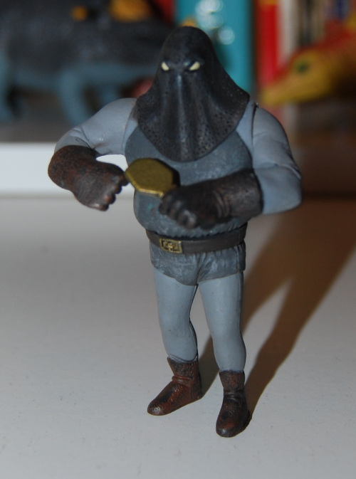 Shrek figures 1