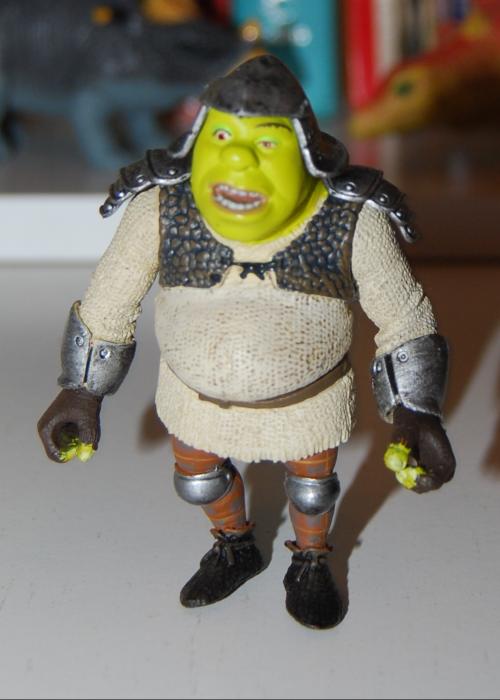 Shrek minis