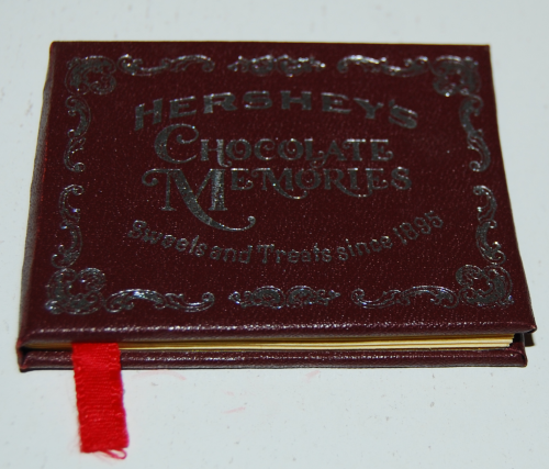 Hershey's chocolate memories recipe book