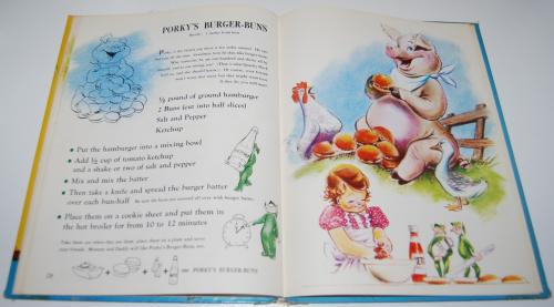 Little mother's cookbook9