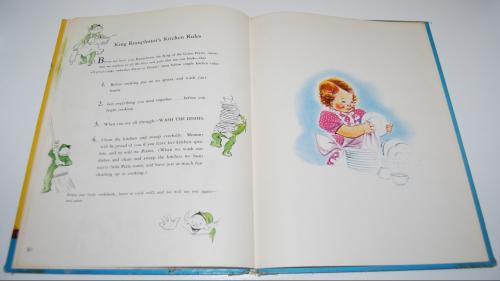 Little mother's cookbook10