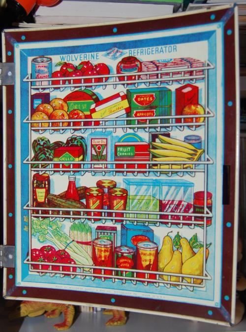 Wolverine polar refrigerator 5