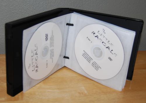 Little rascals dvds