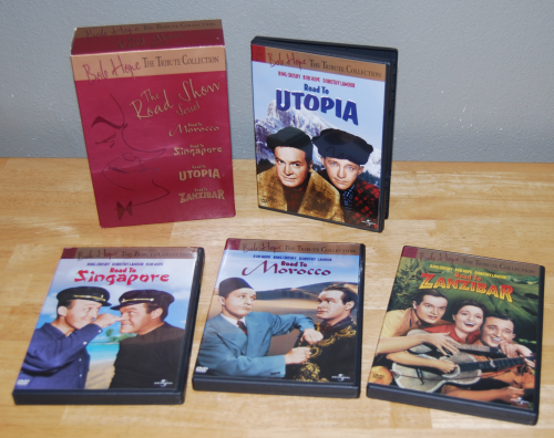 Road movies dvds