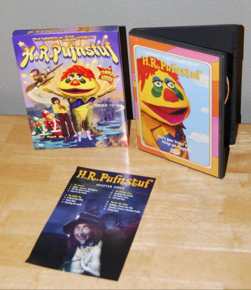Hr pufnstuff dvds