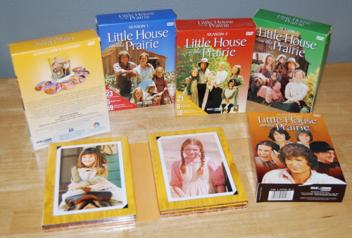 Little house on the prairie dvds
