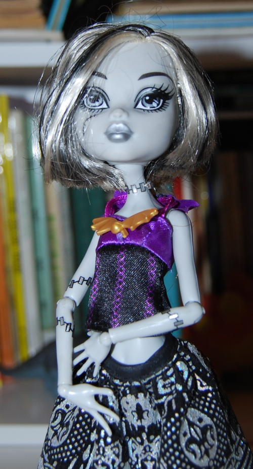 Monster high dolls 7