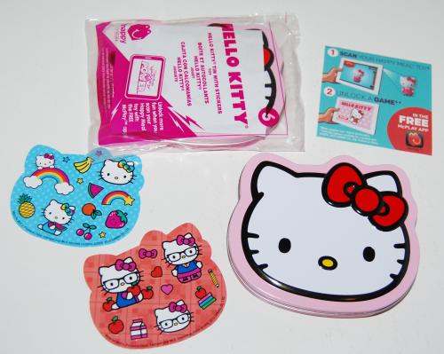 Hello kitty happy meal toys 2015 6