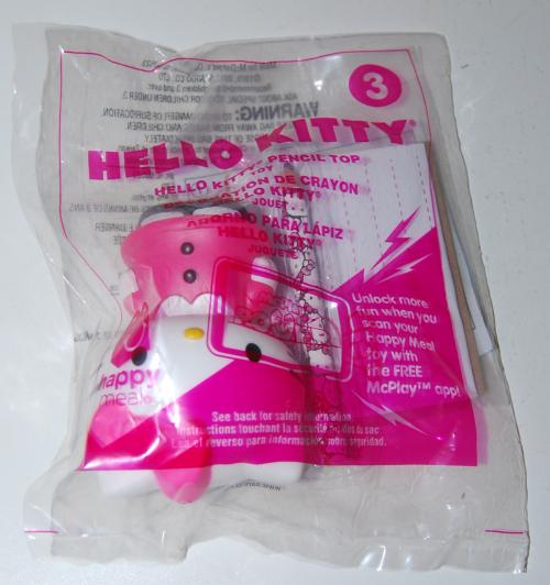 Hello kitty happy meal 2015 3