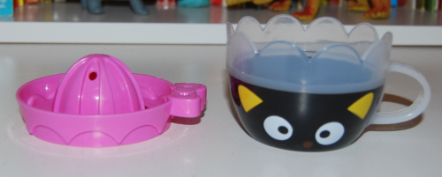 Hello kitty happy meal toy 2017
