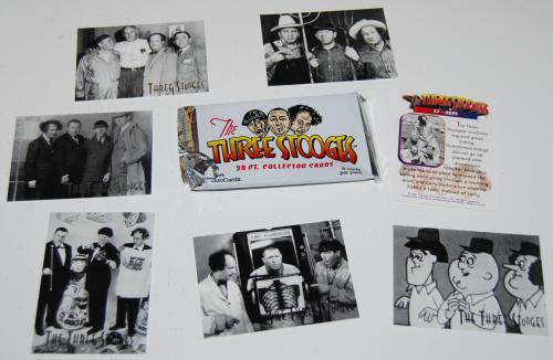 3 stooges cards