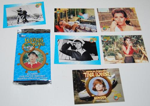 Gilligan's island cards
