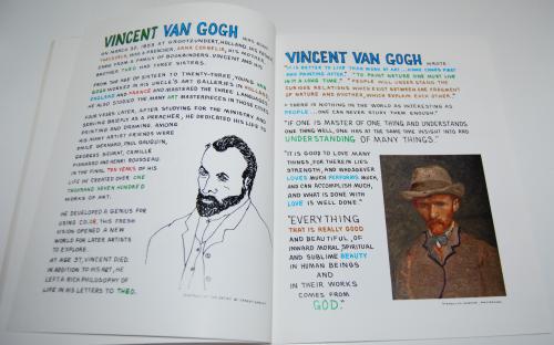 Art for children van gogh 3