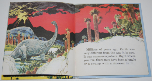 Little book of dinosaurs 3