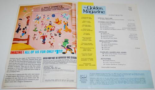 Golden magazine july 1969 1