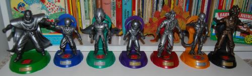 Dragonball z figures x