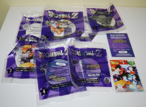 Dragonball z prizes