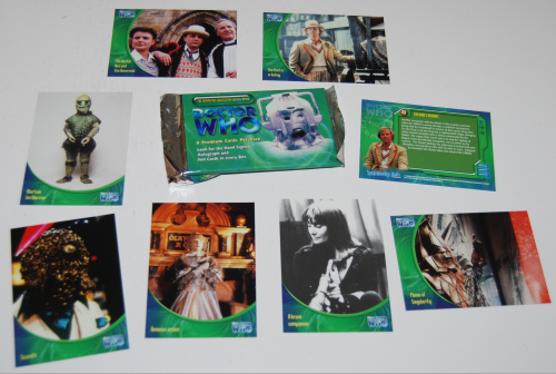 Dr who cards