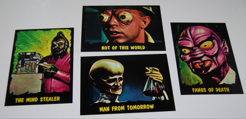 Outer limits super size cards