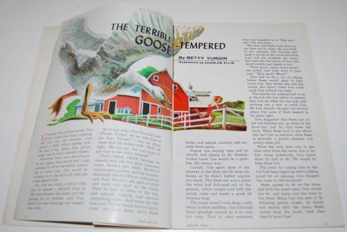Jack & jill magazine august 1964 2