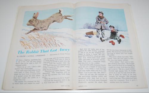 Jack & jill magazine august 1964 9