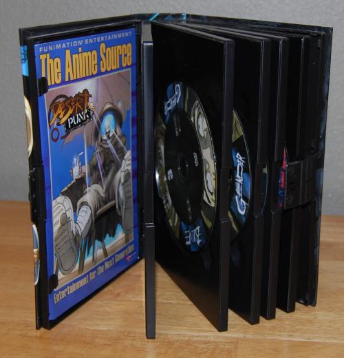 Blue gender dvd set