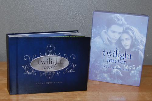 Twilight bluray