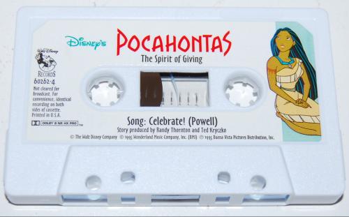 Cassettes disney 11