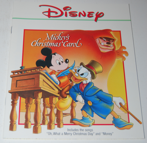 Disney book & tape 3