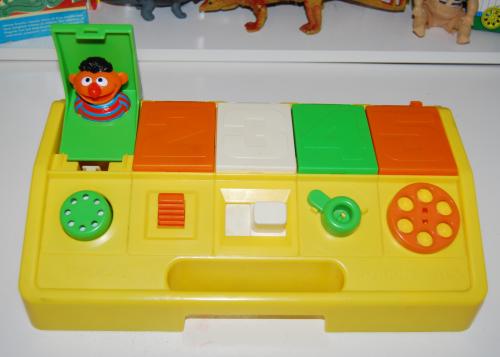 Vintage poppinpals toys payskool 1