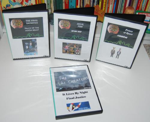 Homemade dvds 8