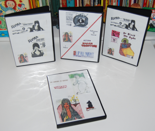 Homemade dvds 4