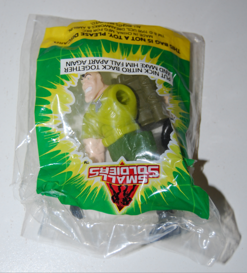 Bk small soldiers toys