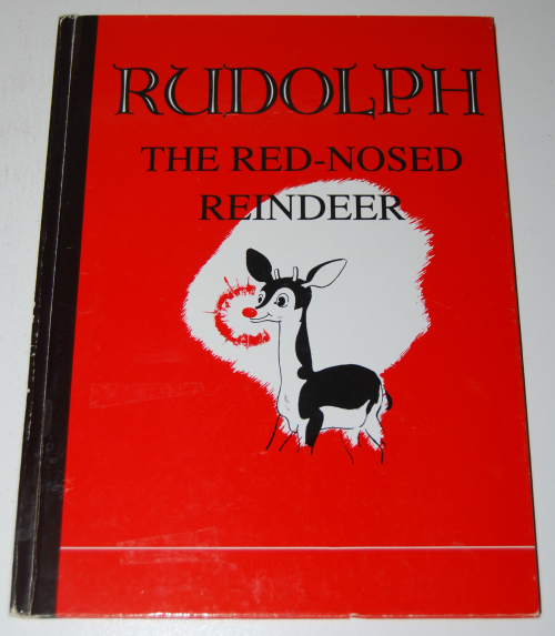 Rudolph the red nosed reindeer montgomery ward