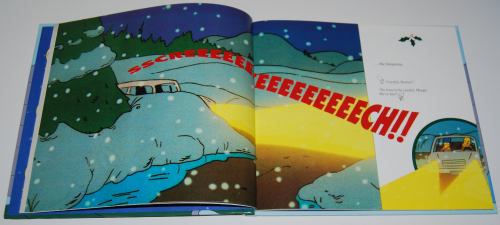 Simpsons xmas book 3