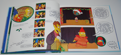 Simpsons xmas book 4