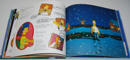 Simpsons xmas book 8