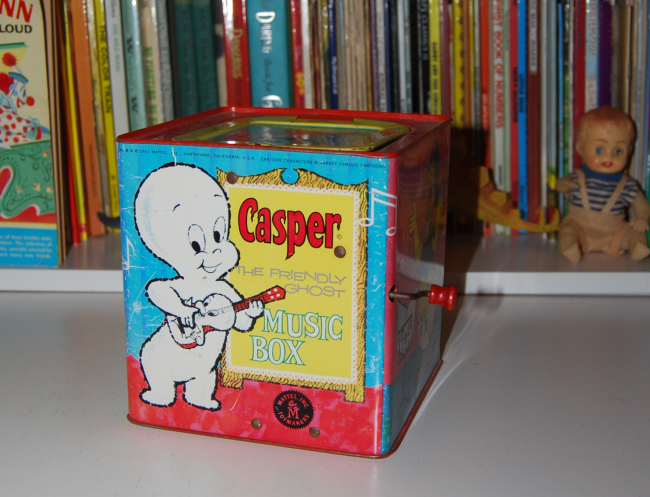 casper music box