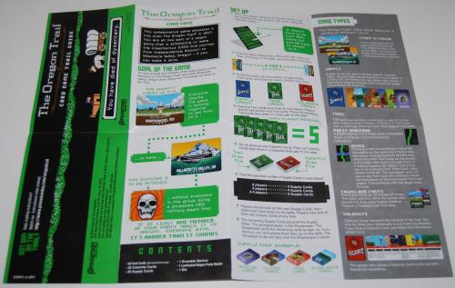 The oregon trail card game 10
