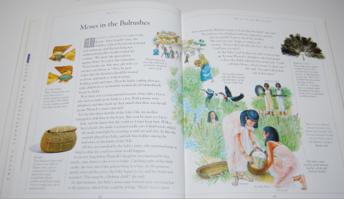The children's illustrated bible 3