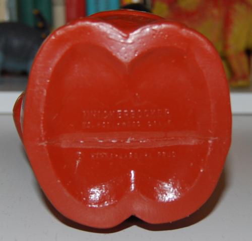 Vintage toy yogi bear bank 3