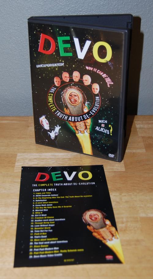 Devo dvd