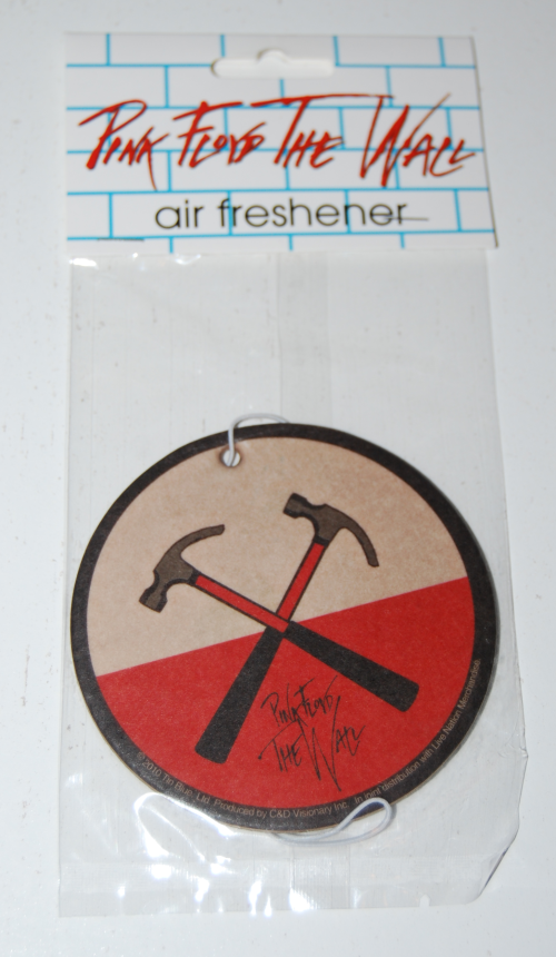 Pink floyd car air freshener