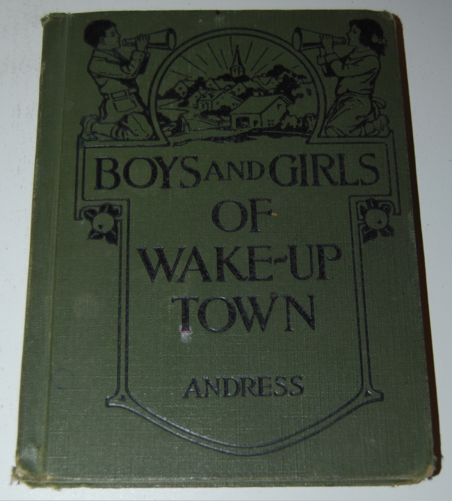 boys & girls of wake-up town