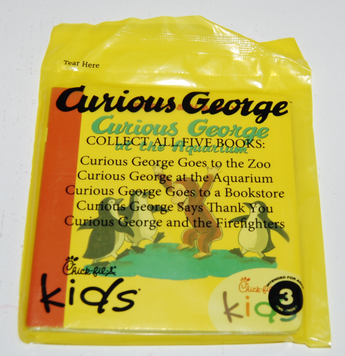 Curious george prize